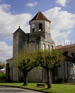 St Simon de Pellouaille