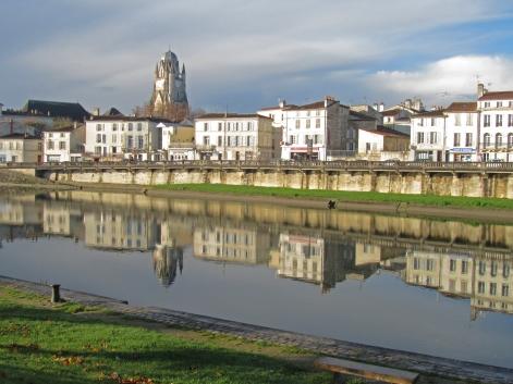 Saintes - La Charente